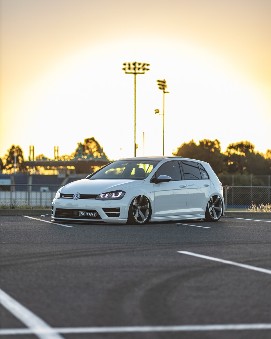 2015, Volkswagen Golf