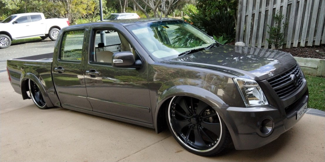 2004, Holden Rodeo