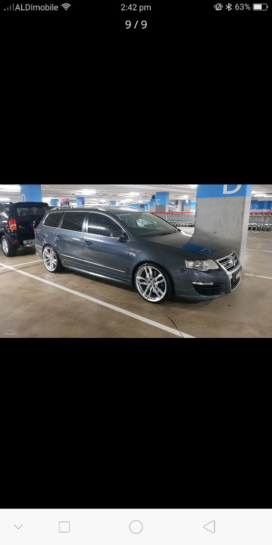 2010, Volkswagen Passat