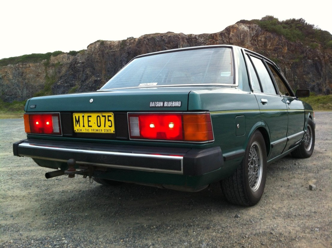 1982, Nissan Bluebird