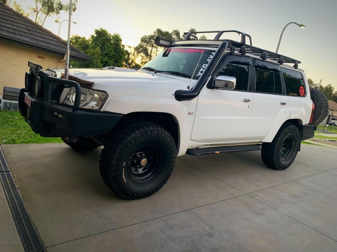 2008, Nissan Patrol