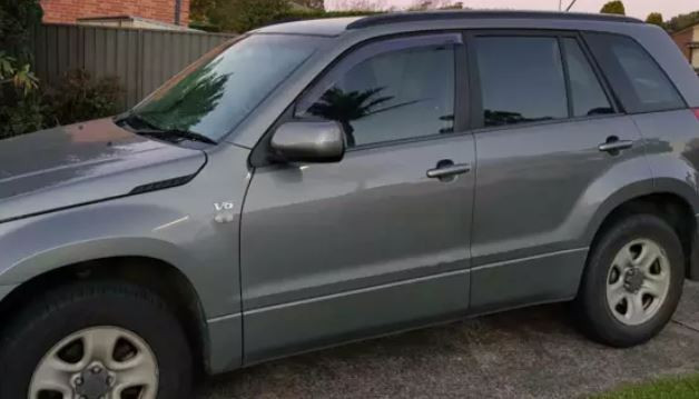2007, Suzuki Grand Vitara