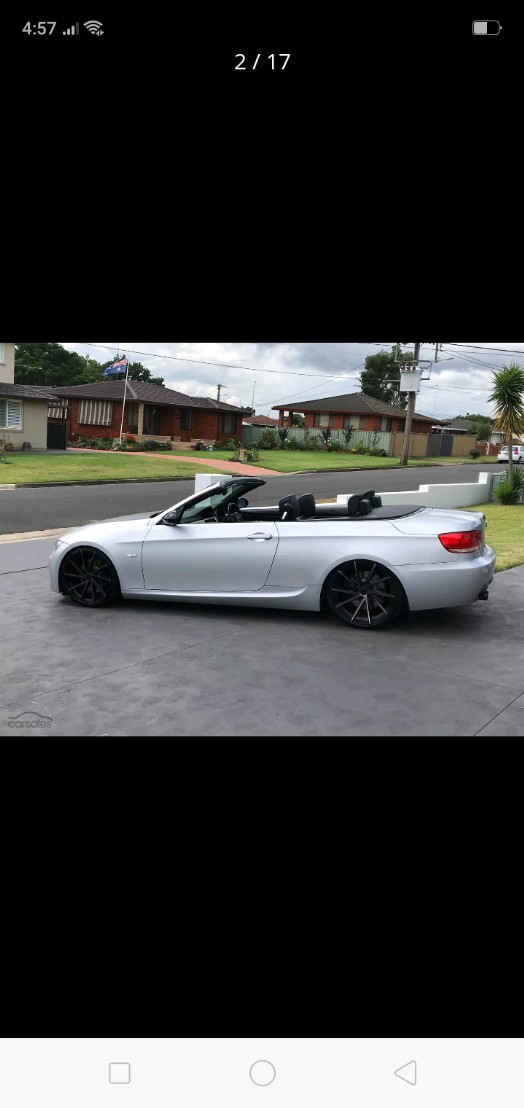 2007, BMW 3 Series