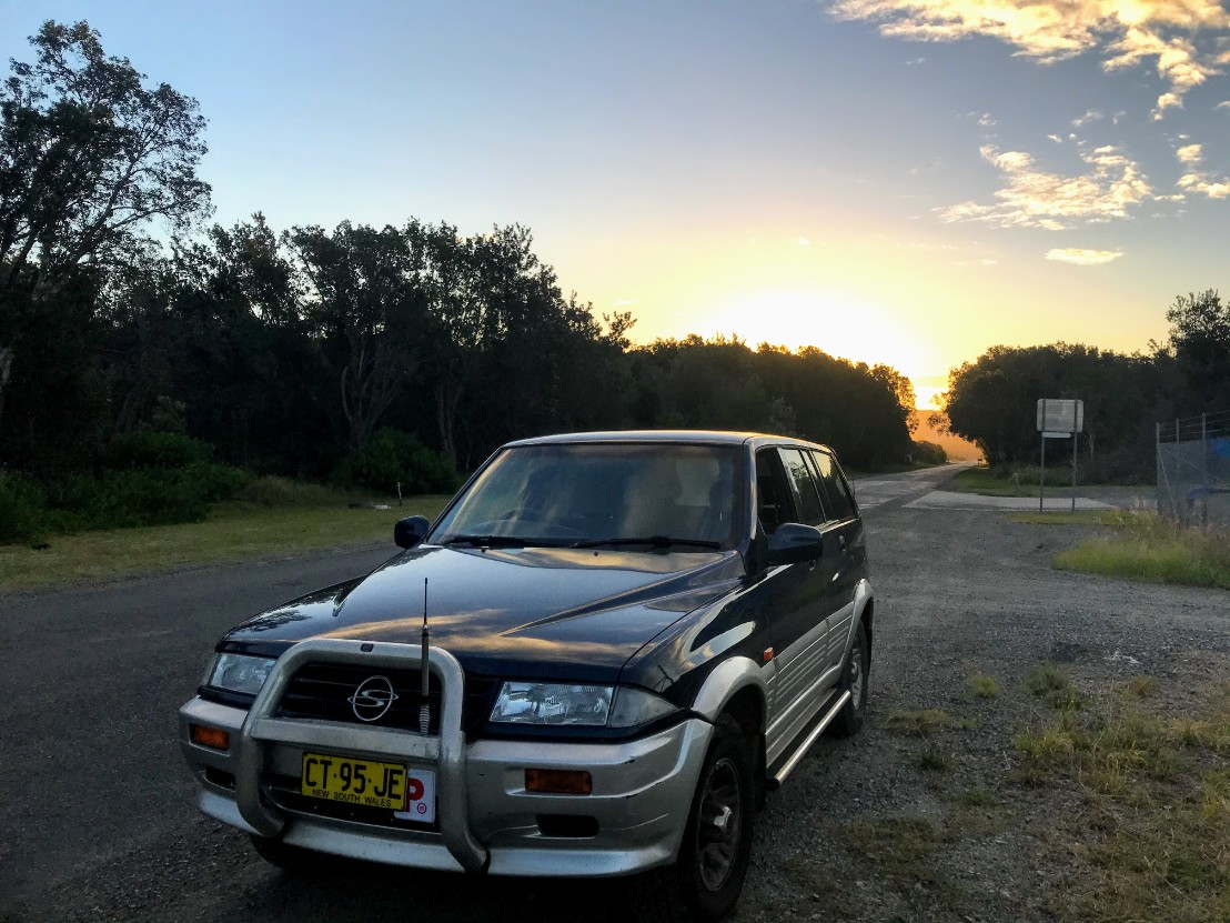 1996, Ssangyong Musso