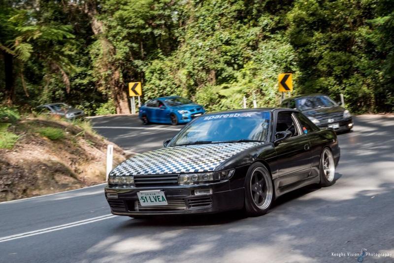 1991, Nissan 180 SX
