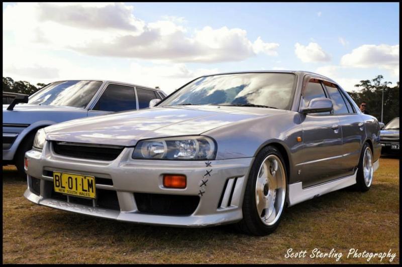 1999, Nissan Skyline